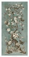 Chinoiserie Patina I Fine-Art Print