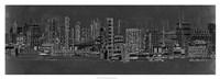 City Sounds at Night Fine-Art Print