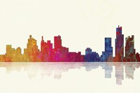 Boston Massachusetts Skyline 1 Fine-Art Print