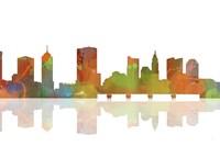 Columbus Ohio Skyline 1 Fine-Art Print