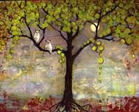 Moon River Tree Fine-Art Print