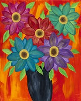 Blooming Colors Fine-Art Print