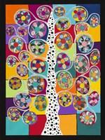 Pinwheel Tree Fine-Art Print