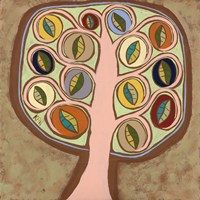 The Calming Tree 3 Fine-Art Print