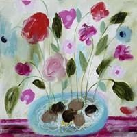 Winter Blooms II Fine-Art Print