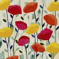 Cheerful Poppies Fine-Art Print