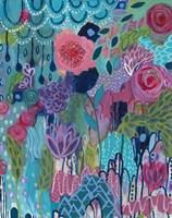 City In Bloom Fine-Art Print