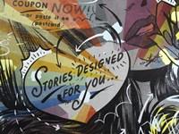 Coupon Stories Fine-Art Print