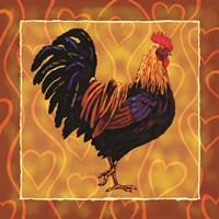 Rooster 1 Fine-Art Print