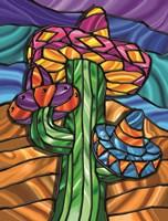 Sombrero 1 Fine-Art Print