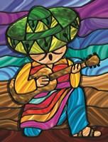 Sombrero 2 Fine-Art Print