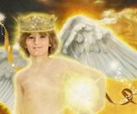 Archangel Jophiel Fine-Art Print