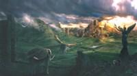 Castle Highlands Fine-Art Print