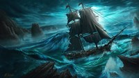 Dangerous Seas Fine-Art Print