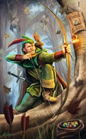 Robin Hood Fine-Art Print