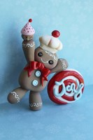 Gingerbread Man 2013 Fine-Art Print