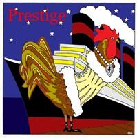 Rooster Prestige Fine-Art Print