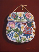 Beaded Pouch Fine-Art Print
