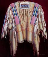 Sacred Raven's War Shirt Fine-Art Print