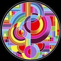 Circles 1 Fine-Art Print