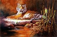 Golden Raja Fine-Art Print