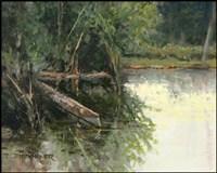 Quiet Waters Fine-Art Print