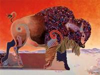 Prairie Prince Fine-Art Print
