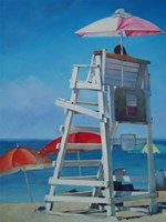 Lifeguard Fine-Art Print