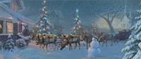 Christmas Travelers 1 Fine-Art Print