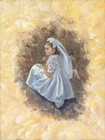 First Communion 1 Fine-Art Print