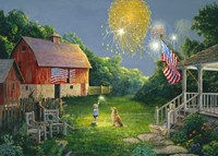 Fourth of July Fine-Art Print