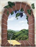 Tuscan Arch Fine-Art Print