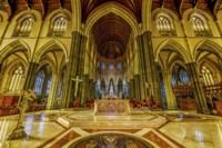 Church Interior Fine-Art Print