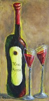 Vino Rosso for Two Fine-Art Print