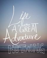 Great Adventure Fine-Art Print