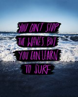 Learn to Surf Fine-Art Print