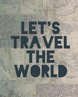Travel the World Fine-Art Print