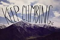 Keep Climbing Fine-Art Print