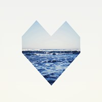 Ocean Heart S6 Fine-Art Print