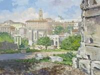 Capitoline Hill Fine-Art Print