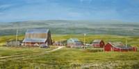 Cypress Hills Farm Fine-Art Print