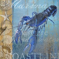 Lobster and Sea Fine-Art Print