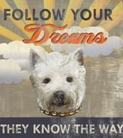 Dog Days - Pek Pup Fine-Art Print