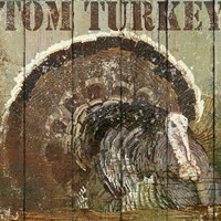 Open Season Turkey Fine-Art Print