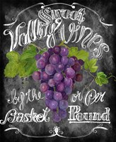 Sweet Valley Vines Fine-Art Print