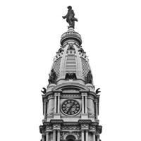 City Hall Spire I Fine-Art Print