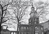Independence Hall (Horizontal) Fine-Art Print