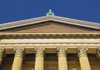 Philadelphia Museum (Pediment II) Fine-Art Print
