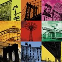 New York Nine Fine-Art Print