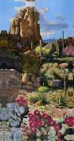 Desert Oasis 1 Fine-Art Print